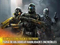 Modern Combat 5 eSports FPS APK MOD imagen 2