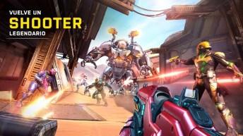 Shadowgun Legends APK MOD imagen 1