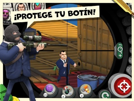 Snipers vs Thieves choque FPS APK MOD aimagen 2