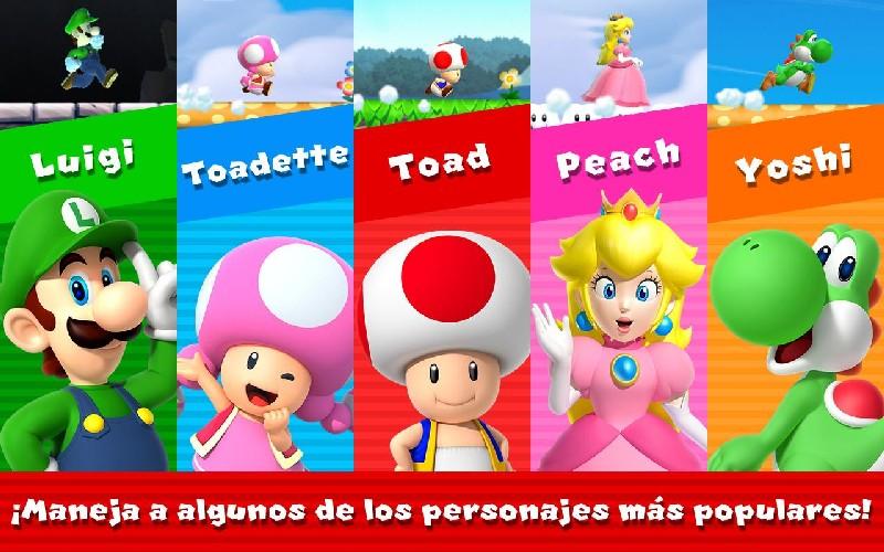 Super Mario Run APK MOD imagen 3