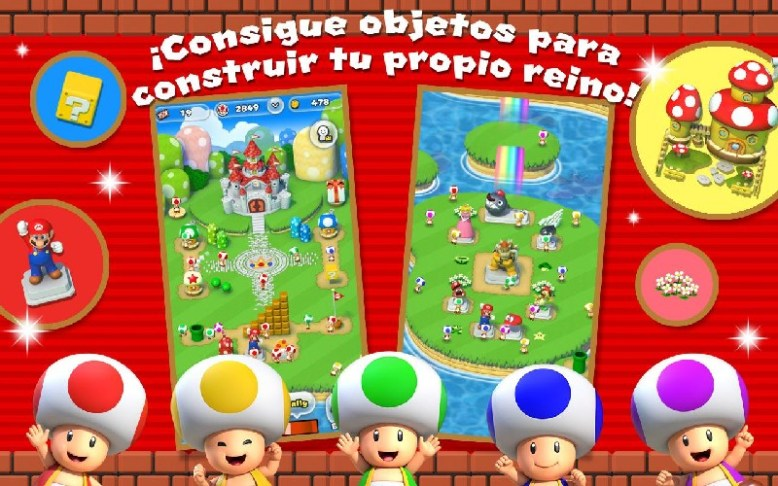 Super Mario Run APK MOD imagen 4