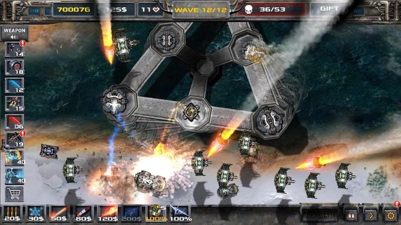 Tower defense-Defense legend 2 APK MOD imagen 6