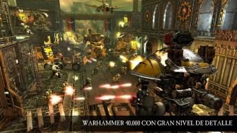 Warhammer 40,000 Freeblade APK MOD imagen 4