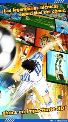 Captain Tsubasa Dream Team Apk Mod V2 2 2 Mundoperfecto Apk