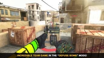 Counter Attack - Multiplayer FPS APK MOD imagen 1