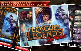 Darkness for League of Legend APK MOD imagen 5