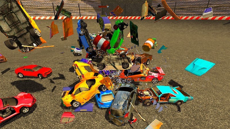 Derby Destruction Simulator APK MOD imagen 1