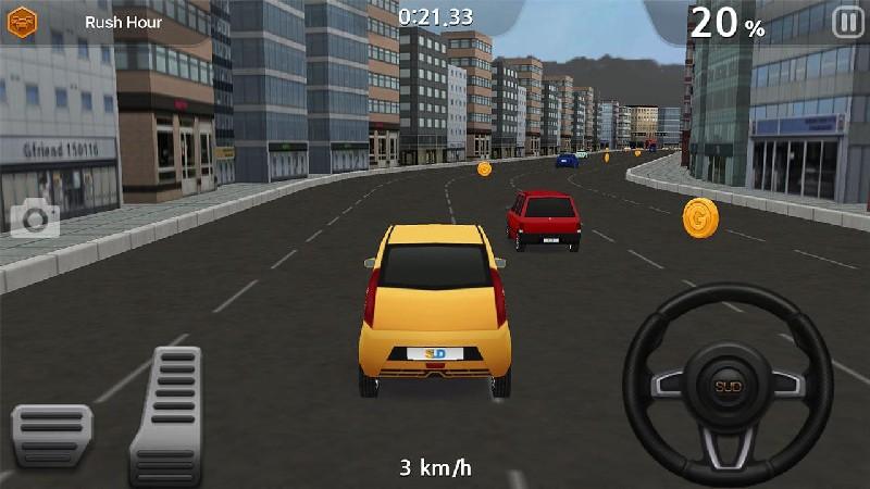 Dr. Driving 2 APK MOD imagen 1