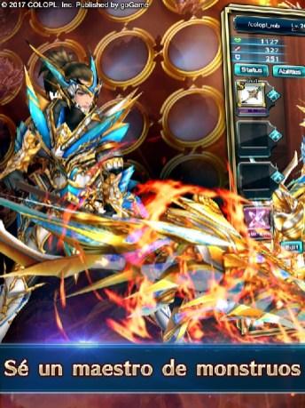 Dragon Project APK MOD imagen 5