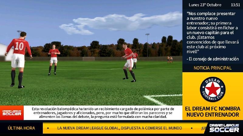 Dream League Soccer 2018 APK MOD imagen 3