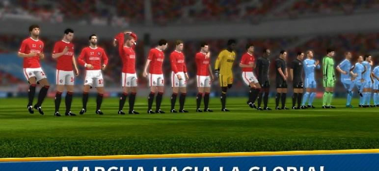 Dream League Soccer 2018 APK MOD imagen 4