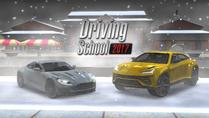 Driving School 2017 APK MOD imagen 1