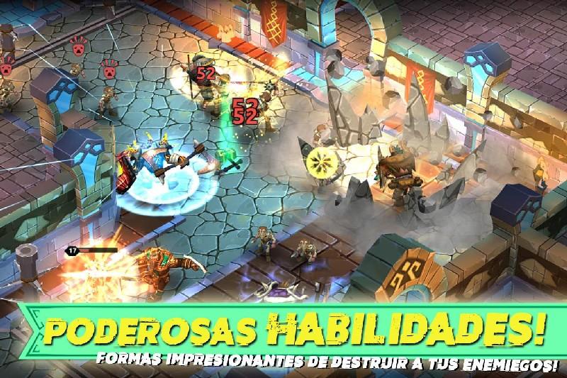 Dungeon Legends APK MOD imagen 3