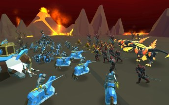 Epic Battle Simulator 2 APK MOD imagen 5