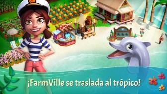 FarmVille Tropic Escape APK MOD imagen 1