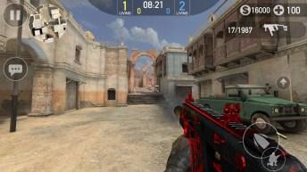 Forward Assault APK MOD imagen 1