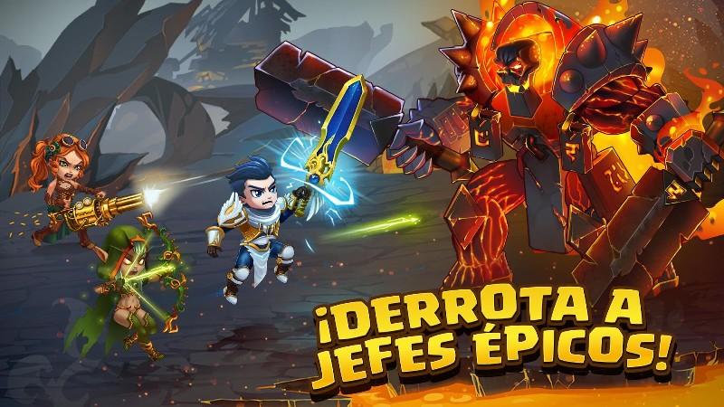 Hero Wars imagen 4