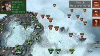 Hex Commander Fantasy Heroes APK MOD imagen 2