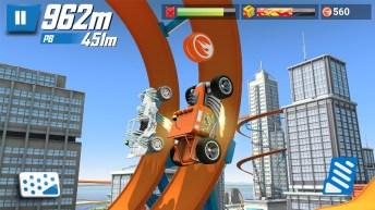 Hot Wheels Race Off APK MOD imagen 2