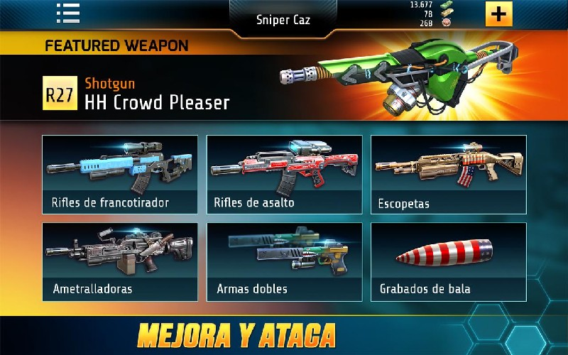 Kill Shot Bravo APK MOD imagen 4