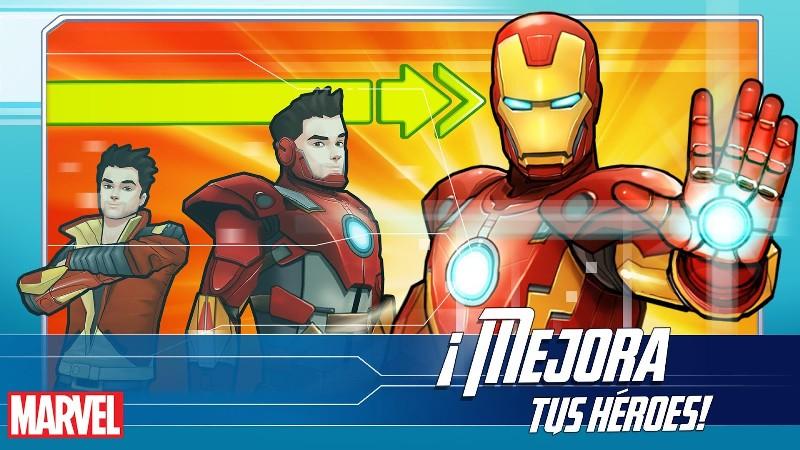 MARVEL Avengers Academy MOD APK imagen 3