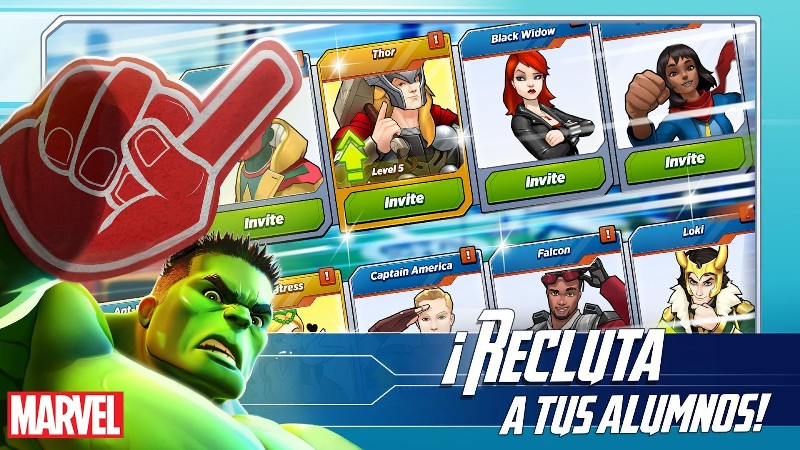 MARVEL Avengers Academy MOD APK imagen 4
