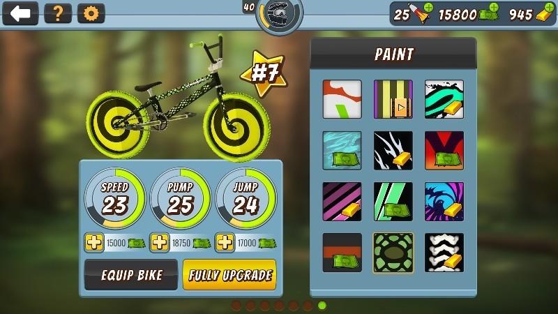 Mad Skills BMX 2 APK MOD imagen 4
