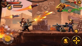 Metal Squad APK MOD imagen 3