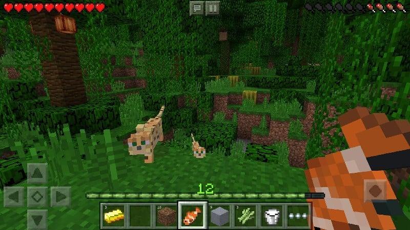 Minecraft: Pocket Edition MOD APK imagen 1