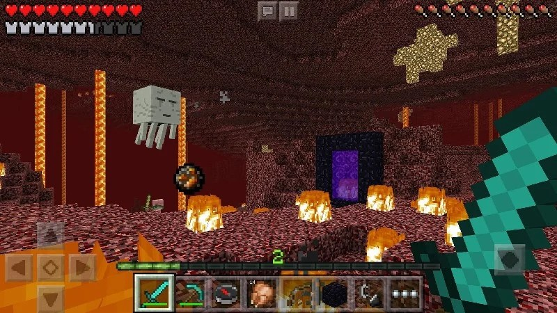 Minecraft: Pocket Edition MOD APK imagen 2