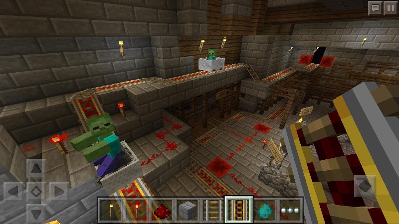 Minecraft: Pocket Edition MOD APK imagen 4
