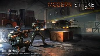 Modern Strike Online APK MOD imagen 2