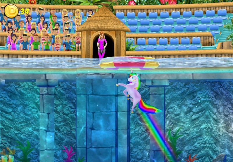 My Dolphin Show APK MOD imagen 3