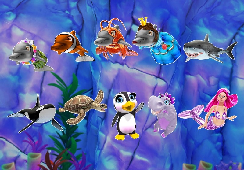 My Dolphin Show APK MOD imagen 5