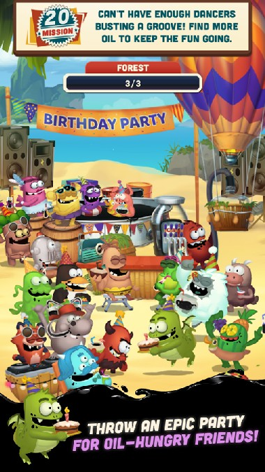 Oil Hunt 2 - Birthday Party APK MOD imagen 5