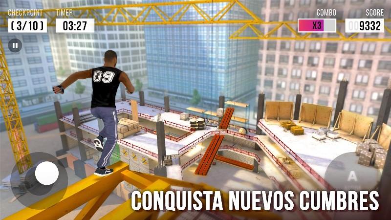 Parkour Simulator 3D APK MOD imagen 1