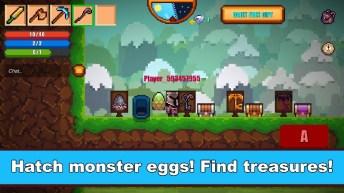 Pixel Survival Game 2 APK MOD imagen 2
