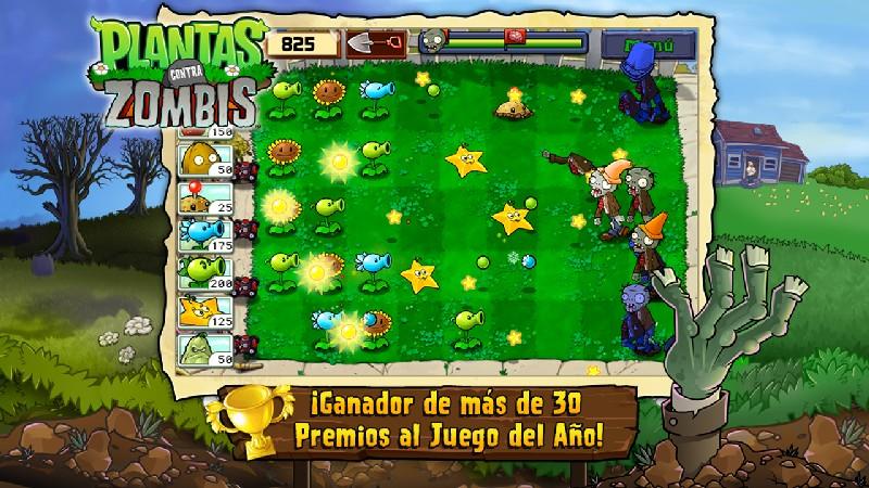 Plants vs. Zombies FREE APK MOD imagen 1