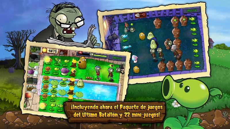 Plants vs. Zombies FREE APK MOD imagen 4
