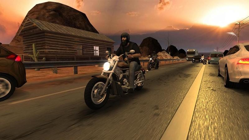 Racing Fever Moto APK MOD imagen 3