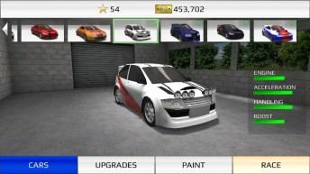 Rally Fury - Extreme Racing APK MOD imagen 3