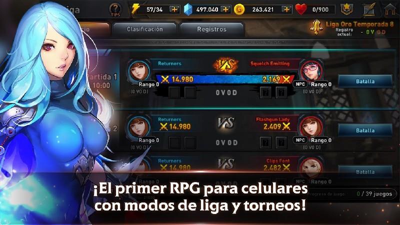 Returners Apk Mod V1 1 8 Mundoperfecto Apk Juegos De Android