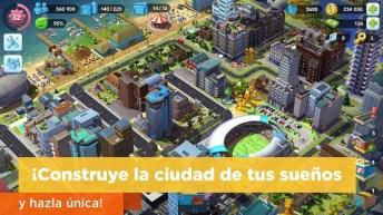 SimCity BuildIt APK MOD imagen 1
