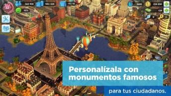 SimCity BuildIt APK MOD imagen 2