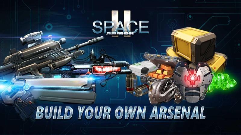 Space Armor 2 APK MOD imagen 3
