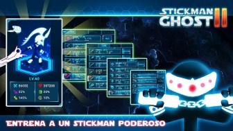 Stickman Ghost 2 Galaxy Wars APK MOD imagen 3
