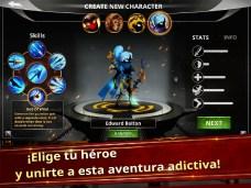 Stickman Legends - Ninja Warriors Shadow War APK MOD imagen 3