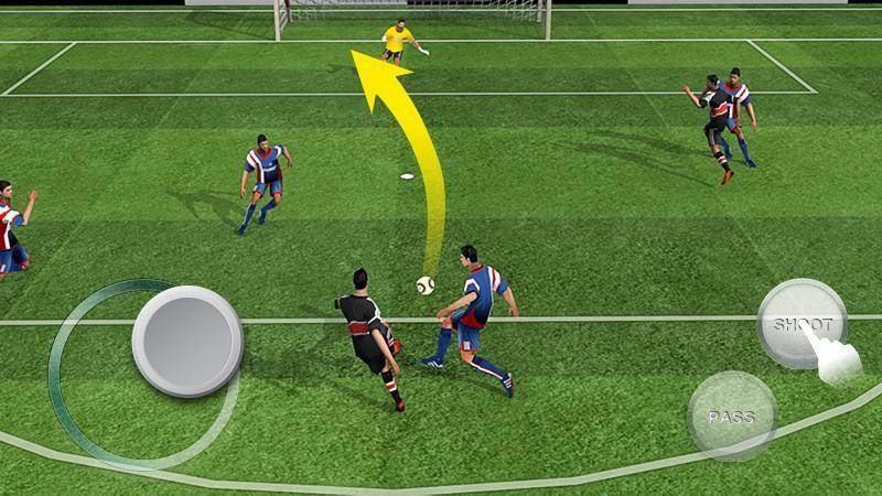 Ultimate Soccer - Football APK MOD imagen 2
