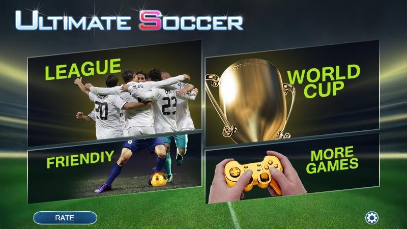 Ultimate Soccer - Football APK MOD imagen 3