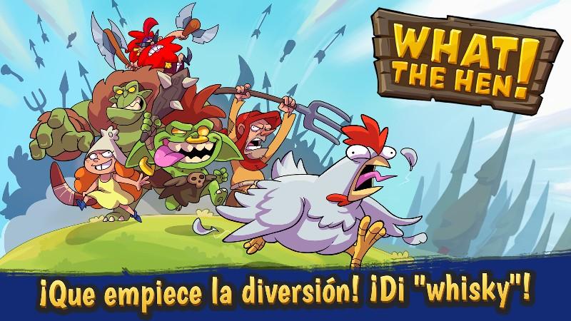What The Hen! APK MOD imagen 1